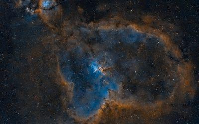 Herznebel – IC 1805