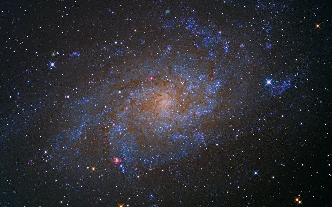 Dreieckgalaxie M33