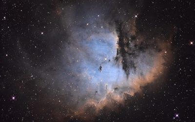 Pacman Nebel, NGC 281
