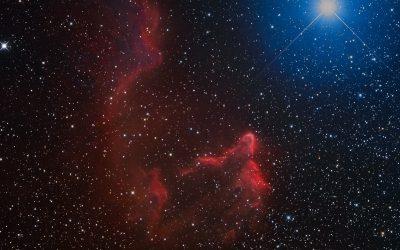 Geist der Kassiopeia, IC 63