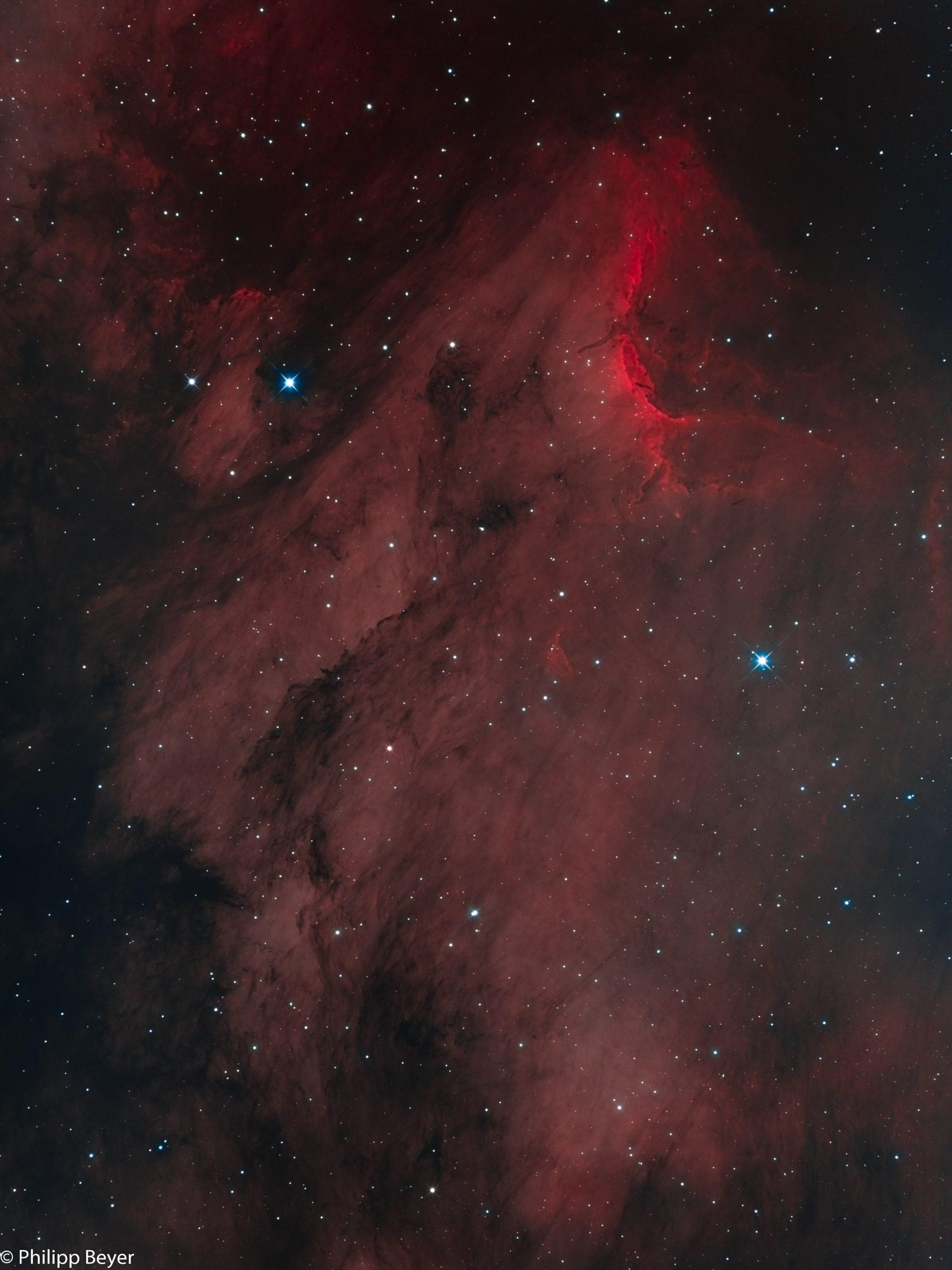 Pacman Nebel